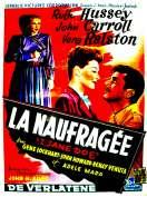 Affiche du film La Naufragee