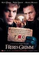 Affiche du film Les fr�res Grimm