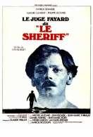 Affiche du film Le Juge Fayard dit le sh�riff