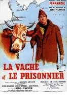 Affiche du film La vache et le prisonnier