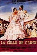 Affiche du film La Belle de Cadix