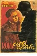 Affiche du film Rome ville ouverte
