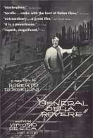 Affiche du film Le g�n�ral Della Rov�re