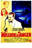 Affiche du film Mission a Tanger