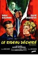 Affiche du film Le rideau dechire