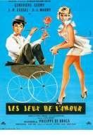 Affiche du film Les Jeux de l'amour