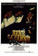 Affiche du film Rene la Canne