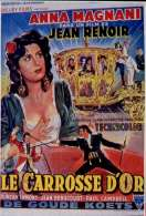Le carrosse d'or, le film