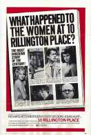 Affiche du film 10 Place Rillington
