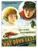 Affiche du film A travers l'orage