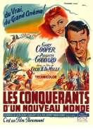 Affiche du film Les Conquerants d'un Nouveau Monde