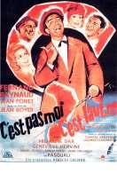 Affiche du film C'est Pas Moi C'est l'autre
