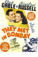 Affiche du film L'aventure Commence a Bombay