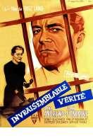 Affiche du film L'invraisemblable v�rit�