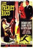 Affiche du film Les Freres Rico