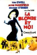 Affiche du film La Blonde et Moi
