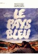 Affiche du film Le Pays Bleu