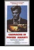 Affiche du film Chronique des Pauvres Amants