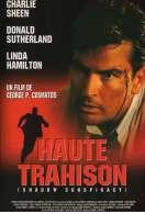 Affiche du film Haute trahison