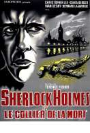 Affiche du film Sherlock Holmes et le collier de la mort