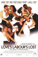 Affiche du film Love's labour's lost