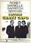 Affiche du film L'affaire Crazy Capo