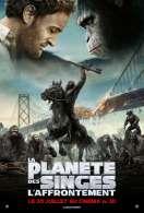 Affiche du film La Plan�te des singes : l'affrontement