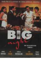 Affiche du film Big night