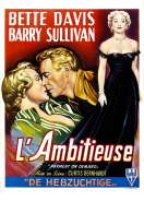 Affiche du film L'ambitieuse