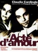 Affiche du film Acte d'amour