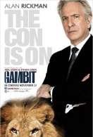 Affiche du film Gambit, arnaque � l'anglaise
