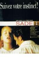 Affiche du film Sade