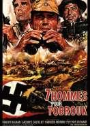 Sept Hommes Pour Tobrouk, le film