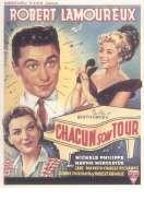 Affiche du film Chacun Son Tour