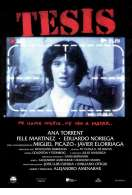 Affiche du film Tesis