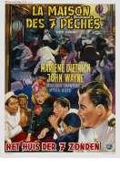 Affiche du film La Maison des Sept Peches