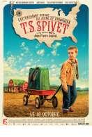 Affiche du film L'Extravagant voyage du jeune et prodigieux T.S. Spivet