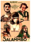 Affiche du film Salammbo