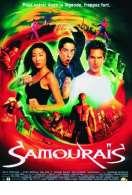 Affiche du film Samoura�s