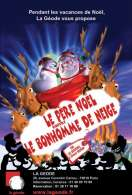 Affiche du film Le P�re No�l contre le bonhomme de neige