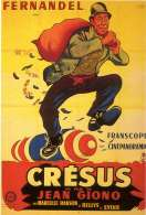 Affiche du film Cr�sus