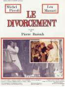 Le Divorcement, le film