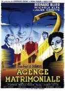 Affiche du film Agence Matrimoniale