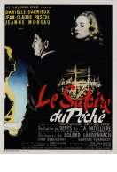 Affiche du film Le Salaire du Peche