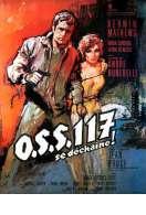Affiche du film Oss 117 se Dechaine