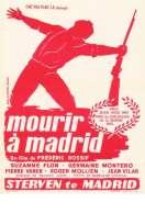 Mourir à Madrid, le film