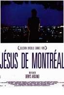 Affiche du film J�sus de Montr�al