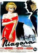 Affiche du film Niagara