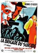 Affiche du film La brigade du suicide