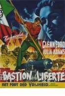 Affiche du film Le d�serteur de Fort Alamo
